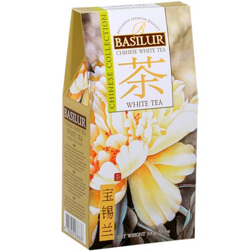 basilur Белый чай Basilur картон 100 г 2697457