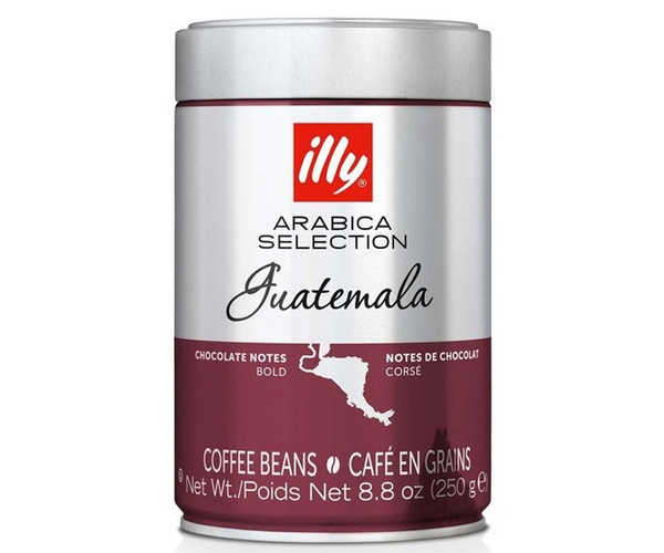 Кофе ILLY Monoarabica Гватемала в зернах 250 г