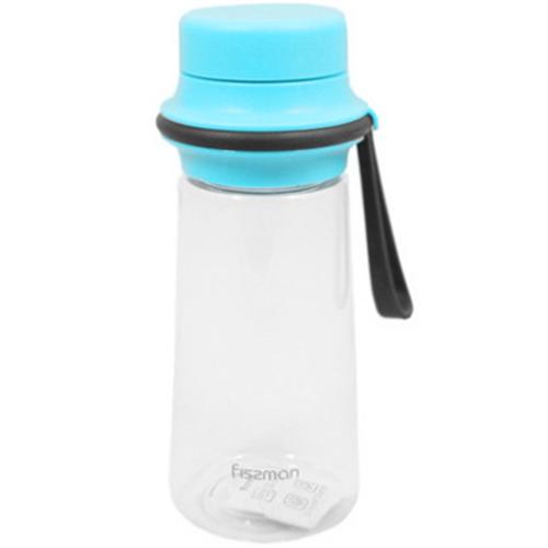 Бутылка для воды Fissman #6 500 мл голубая (6847)