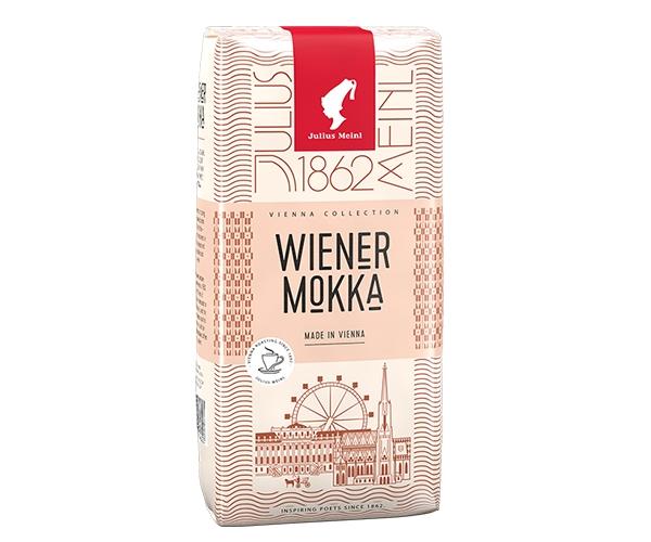 Кофе Julius Meinl WIENER MOKKA в зернах 250 г
