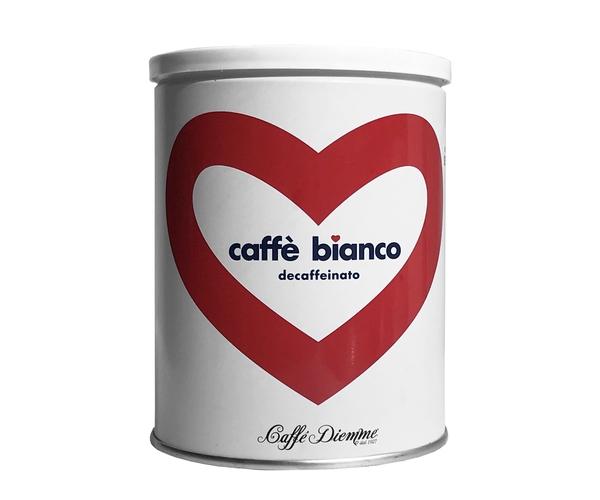 Кофе без кофеина Diemme Bianco Blend в зернах ж/б 250 г Caffe Diemme
