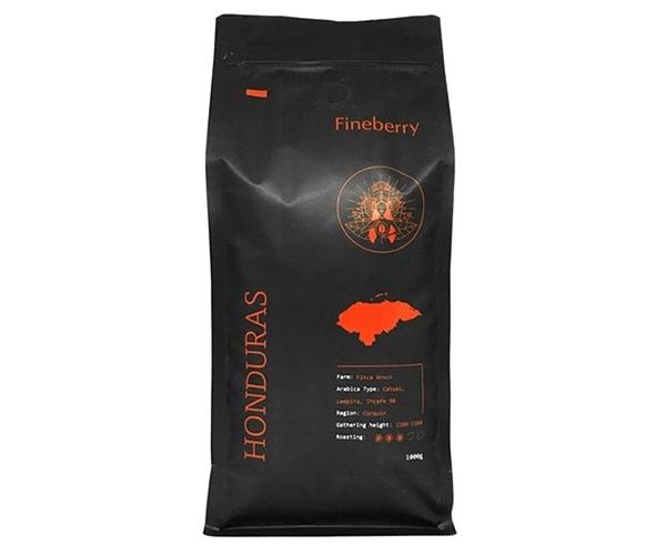 Кофе Fineberry Honduras в зернах 1000 г