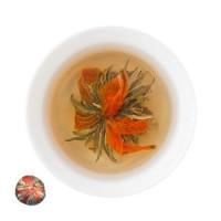 Зеленый чай Огненный цветок Бриллиантовый Дракон ж/б 50 г