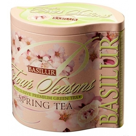 basilur Зеленый чай Basilur Весенний ж/б 100 г 2976723