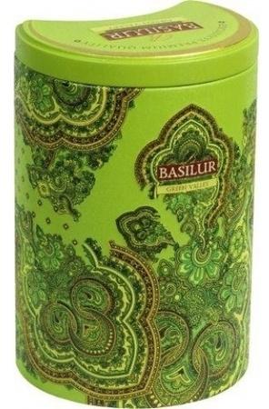 basilur Зеленый чай Basilur Зеленая долина ж/б 100 г 2976744