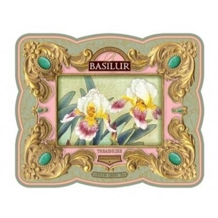 basilur Зеленый чай Basilur Амазонит ж/б 100 г 2976787