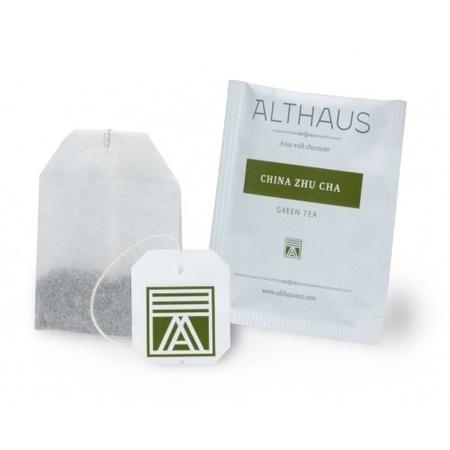 althaus Зеленый чай Китайский Жу Ча Althaus фильтр-пак 30 г 4087966