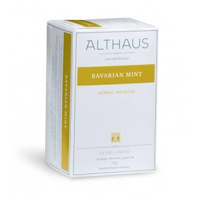 althaus Травяной чай Баварская мята Althaus фильтр-пак 30 г 4092912