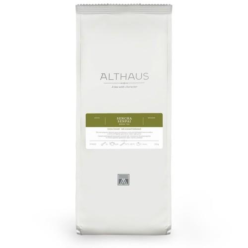 althaus Зеленый чай Сенча Сенпай Althaus 250 г 4093401