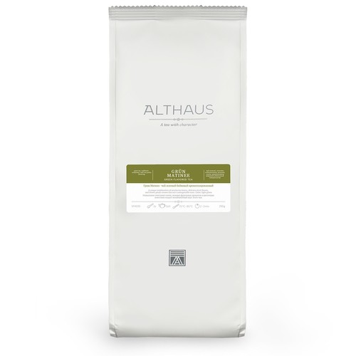 althaus Зеленый чай Грюн Матинэ Althaus 250 г 4093567