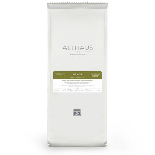 althaus Зеленый чай Манон Althaus 250 г 4093604