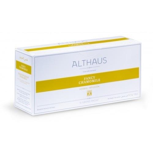 althaus Травяной чай Благородная ромашка Althaus фильтр-пак 80 г 4093640
