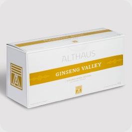 althaus Травяной чай Женьшеневая долина Althaus фильтр-пак 80 г 4093665