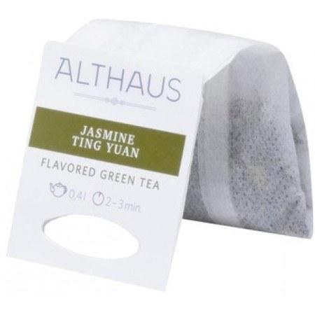 althaus Зеленый чай Жасмин Тинг Юань Althaus фильтр-пак 80 г 4093871
