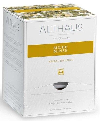 althaus Травяной чай Нежная мята Althaus фильтр-пак 80 г 4093932