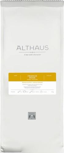 althaus Травяной чай Французская роза Althaus 250 г 4123208