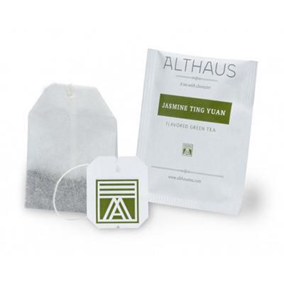 althaus Зеленый чай Жасмин Тинг Юань Althaus фильтр-пак 30 г 4333698