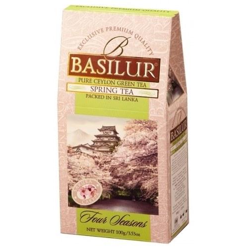 basilur Зеленый чай Basilur Весенний 100 г картон 6721948
