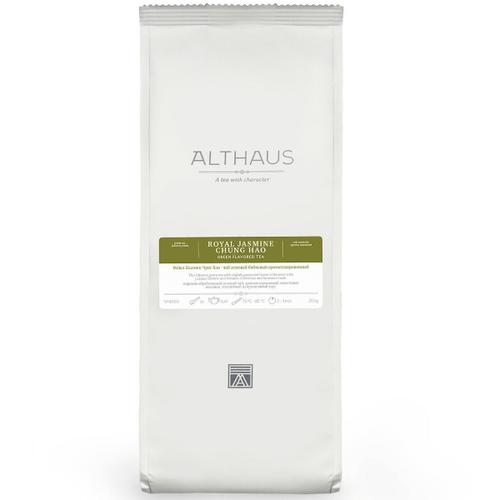althaus Зеленый чай Ройал Жасмин Чунг Хао Althaus 250 г 4096820